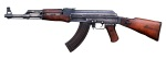 AK-47  7.62x39  Assault Rifle